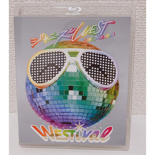 ジャニーズウエスト(ジャニーズWEST)のジャニーズWEST LIVE TOUR 2018 WESTival DVD(アイドル)