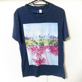 エイチアンドエム(H&M)のH&M エイチアンドエム 半袖Tシャツ Sサイズ 半袖 Tシャツ トップス(Tシャツ/カットソー(半袖/袖なし))