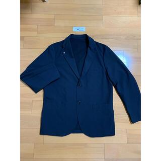 ナナミカ(nanamica)のnanamica ナナミカ SUAF001 ジャケット ネイビー M(テーラードジャケット)