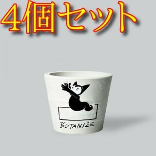ビームス(BEAMS)の4個 Lotta BOTANIZE Plastic Pot SP1 鉢 ポット(プランター)