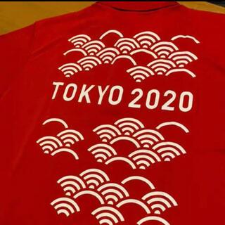 アサヒ - 東京オリンピック2020のポロシャツ 限定もの‼️ サイズはL 新品未開