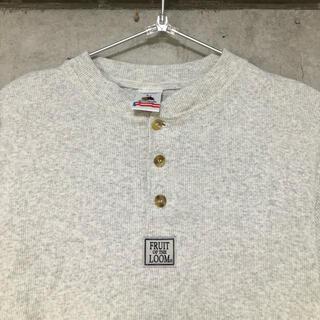 ビームス(BEAMS)のFRUIT OF THE LOOM リブT(Tシャツ(半袖/袖なし))