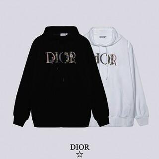 Dior - 新品!男女兼用Diorパーカー2枚13000 #18