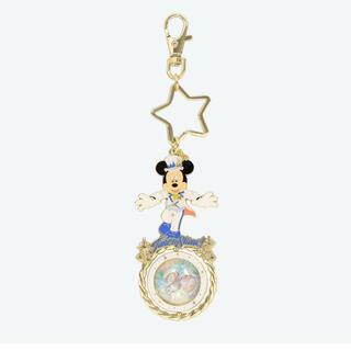 Disney - ディズニーシー 20周年 キーホルダー キーチェーン