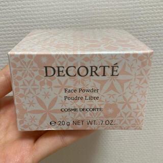 COSME DECORTE - 【新品未開封】コスメデコルテ フェイスパウダー #00  20g