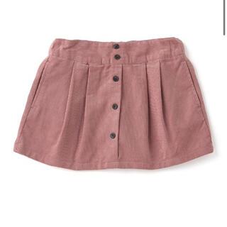 petit main - プティマイン キュロットスカート スカート ズボン キュロット パンツ 130