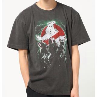 メディコムトイ(MEDICOM TOY)の新品 未使用 ゴーストバスターズ Tシャツ MLE GHOSTBUSTERS M(Tシャツ/カットソー(半袖/袖なし))