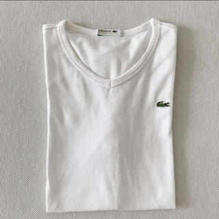 LACOSTE - 《美品》ラコステ メンズTシャツ