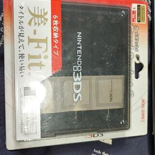 ニンテンドー3DS - 【未使用】ニンテンドーDS 3DS カードポケット6 カードケース未使用です