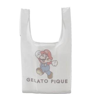 gelato pique - ジェラートピケ マリオ エコバッグ