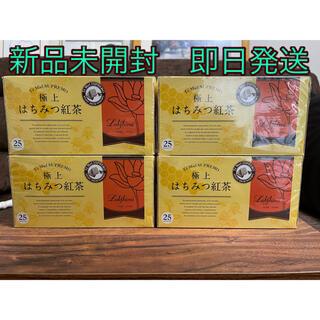 Lakshimi(ラクシュミー) 極上はちみつ紅茶×4箱