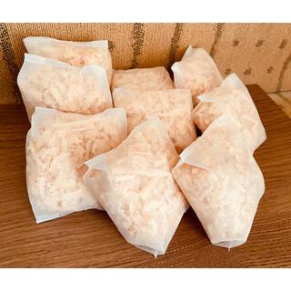 ♢28  国産 ひのきチップ おがくず 香り袋 10袋 削りたてをお届けします