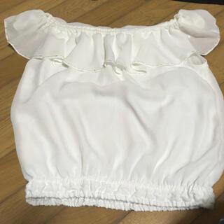 セシルマクビー(CECIL McBEE)の夏服(シャツ/ブラウス(半袖/袖なし))