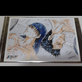 テニスの王子様 「新生劇場版リョーマ!」エンドロール描き下ろしポストカード(その他)