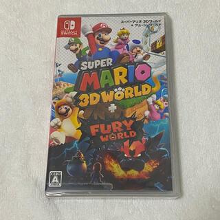 Nintendo Switch - 新品未開封 スーパーマリオ 3Dワールド + フューリーワールド Switch