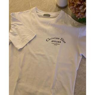 ディオールオム(DIOR HOMME)の著名人愛用率高め!DIOR HOMME「ATELIER」シリーズ新品未使用! (Tシャツ/カットソー(半袖/袖なし))