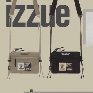 A BATHING APE - ursus izzue bape bag 日本未入荷 ロゴショルダーバッグ