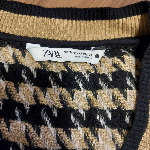 ZARA(ザラ)のZARA レディースのトップス(ベスト/ジレ)の商品写真