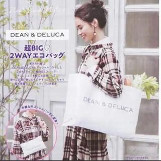 DEAN & DELUCA - ◾️ ゼクシィ11月号 DEAN&DELUCA 2WAY エコバッグ