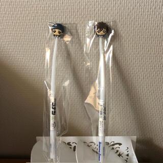 ショウガクカン(小学館)の名探偵コナン 赤井秀一&世良真純 じゃらしーずペン 兄妹2本セット(その他)