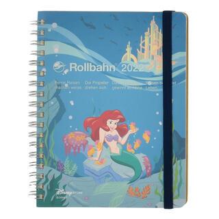 Disney - ディズニーストア ロルバーン 2022 スケジュール帳  プリンセス アリエル