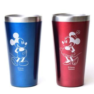 Disney - ミッキー&ミニー サーモタンブラー