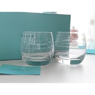 ティファニー(Tiffany & Co.)のティファニー グラス カデンツグラスセット カデンツ(グラス/カップ)
