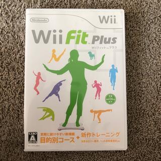 ウィー(Wii)のWii Fit Plus Wii(その他)