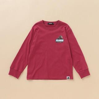 エクストララージ(XLARGE)のXLARGEキッズ 長袖Tシャツ(Tシャツ/カットソー)
