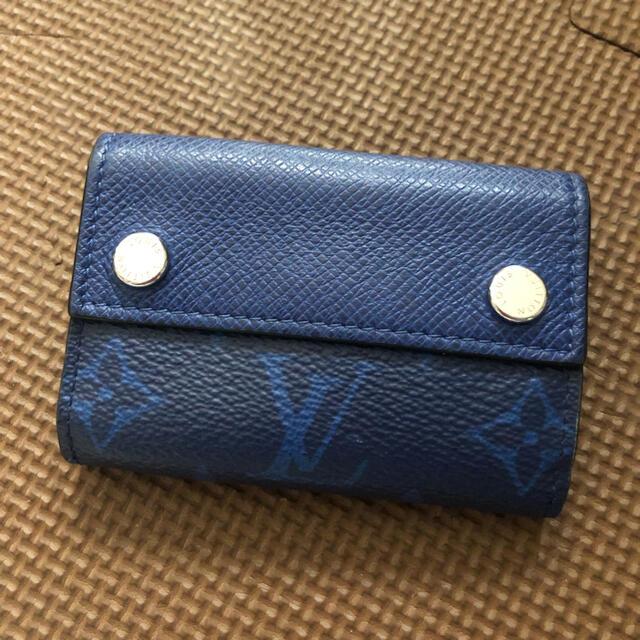 LOUIS VUITTON(ルイヴィトン)の【LOUIS VUITTON】 ルイヴィトン タイガラマ 財布 メンズのファッション小物(折り財布)の商品写真