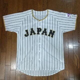 ミズノ(MIZUNO)のサムライジャパン半袖シャツ(応援グッズ)