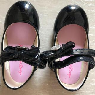ディズニー(Disney)のビビデバビデブティック 17.0㌢ 靴(フォーマルシューズ)