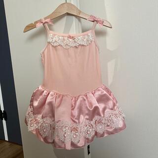 CHACOTT - 子供 バレエ バレリーナ 衣装 習い事 発表会