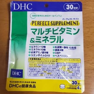 DHC - DHC マルチビタミン&ミネラル サプリメント 30日分