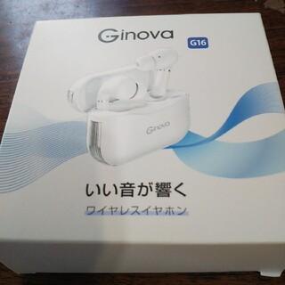 Ginova ワイヤレスイヤホン Bluetooth iPhone Androi