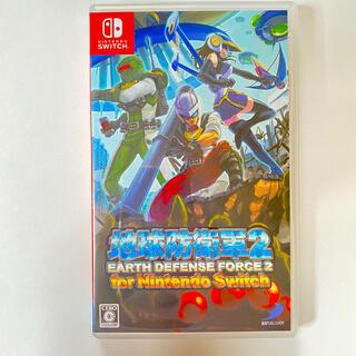 Nintendo Switch - 地球防衛軍2 for Nintendo Switch