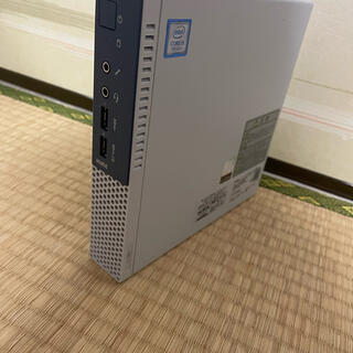 NEC - 美品 NEC ミニPC i5-7500T 8G/256G office2016