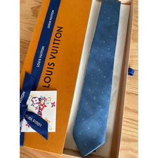 LOUIS VUITTON - 【美品】ヴィトンネクタイ/LOUIS VUITTON