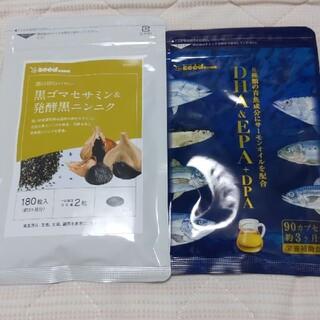 kazuu様専用 DHA+EPA+DPA 黒ゴマセサミン(その他)