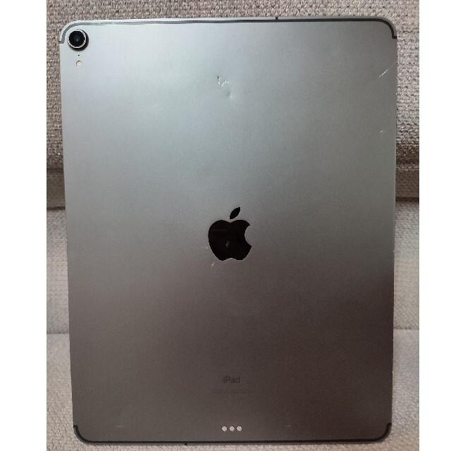Apple(アップル)のiPad Pro12.9 第三世代 スペースグレイ 256GB SIMフリー スマホ/家電/カメラのPC/タブレット(タブレット)の商品写真