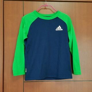 アディダス(adidas)のカピパラ様専用☆【美品】アディダス☆キッズサッカーシャツ(Tシャツ/カットソー)
