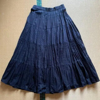 ユナイテッドアローズ(UNITED ARROWS)のユナイテッドアローズ コットンマキシスカート(ロングスカート)