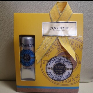 ロクシタン(L'OCCITANE)の新品☆ロクシタン シアナンバーワンキット(ハンドクリーム)
