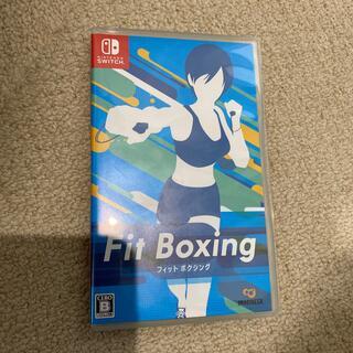 Nintendo Switch - Nintendo Switch フィットボクシング ソフト