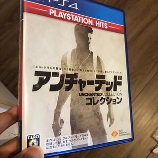 プレイステーション4(PlayStation4)のアンチャーテッド コレクション(PlayStation Hits) PS4(家庭用ゲームソフト)