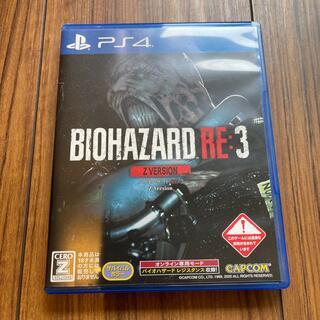 CAPCOM - バイオハザード RE:3 Z Version PS4