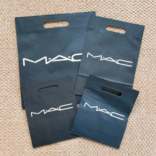 MAC - MAC ショッパー ショップバック まとめ売り