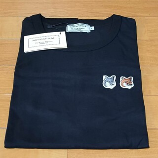 MAISON KITSUNE' - メゾンキツネ Tシャツ Sサイズ ユニセックス MAISON KITSUNE