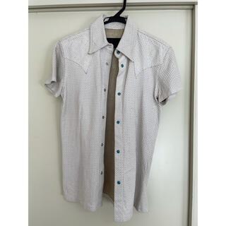 イサムカタヤマバックラッシュ(ISAMUKATAYAMA BACKLASH)のバックラッシュ backlash レザーシャツ(シャツ)