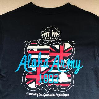 Aloha Army(アロハアーミー)ハワイアンスタイル半袖Tシャツ